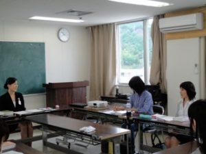 「秘書検定講座」2014年岩手県釜石市にて開催